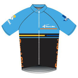 Canari Men's 2018 Bike MS Team Sun & Ski Jersey