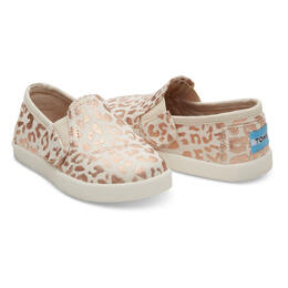 Toms Toddler Girl's Avalon Slip-On Casual Shoes