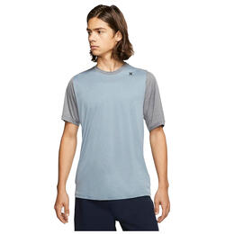 Hurley Men's Nu Basics Quick Dry Short Sleeve T Shirt