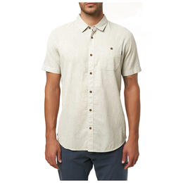 O'neill Mens Pierson Short Sleeve Button Down Shirt