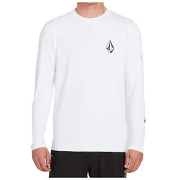 Volcom Men's Deadly Stones Long Sleeve Rashguard