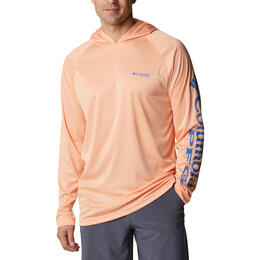 Columbia Men's PFG Terminal Tackle™ Heather Hoodie
