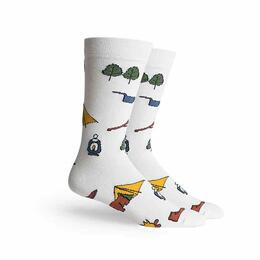 Richer Poorer Men's Lightweight Crew Anderson Socks
