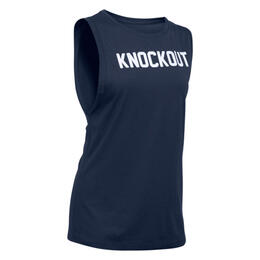 Under Armour Women's Knockout Muscle Tank
