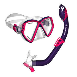 U.S. Divers Regal Jr Kid's Snorkel Set
