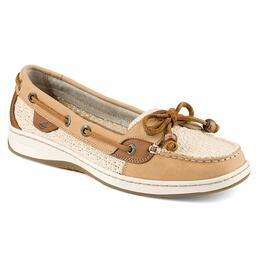 Sperry Women's Angelfish 2-eye Cotton Mesh Casual Shoes