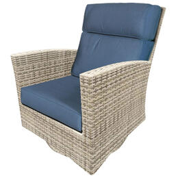 North Cape Grand Stafford Swivel Glider Chair