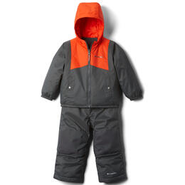 Columbia Boy's Double Flake Kid's Snow Set