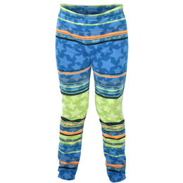 Hot Chilly's Kid's Youth Micro Fleece Print Bottoms