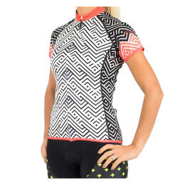 Canari Women's Dream Labyrinth Cycling Jersey