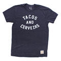Original Retro Brand Men's Tacos & Cerv