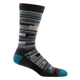 Darn Tough Vermont Men's Urban Block Crew Socks