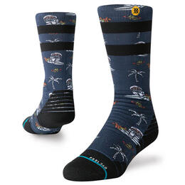Stance Boy's Space Monkey Socks