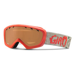 Giro Toddler Chico Snow Goggles With Amber Rose Lens
