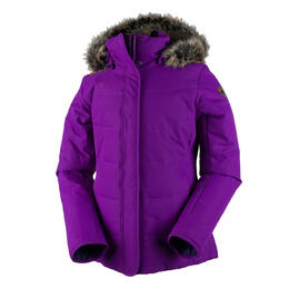 Obermeyer Women's Tuscany Insulated Ski Jacket Petite