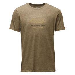 The North Face Men's Shaped Triblend T-Shirt
