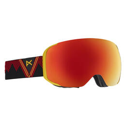 Anon Men's M2 Snow Goggles with Sonar Red Lens