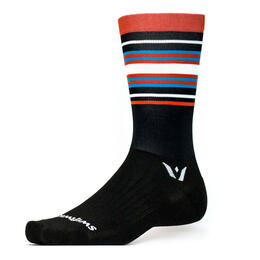 Swiftwick Men's Aspire Seven Crew Cycling Socks