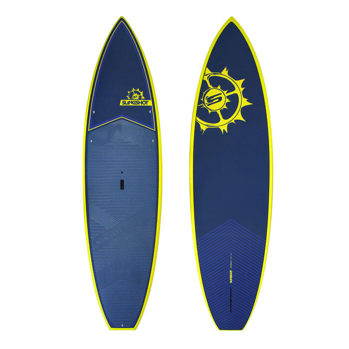 Slingshot Crossbreed Hard Top Paddleboard