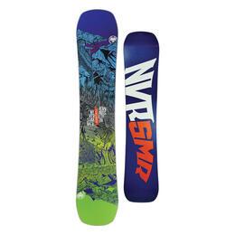 Never Summer Men's Funslinger Snowboard '18