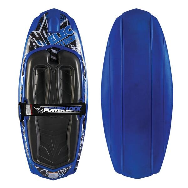 Ho Sports Electron Kneeboard With Powerlock Strap