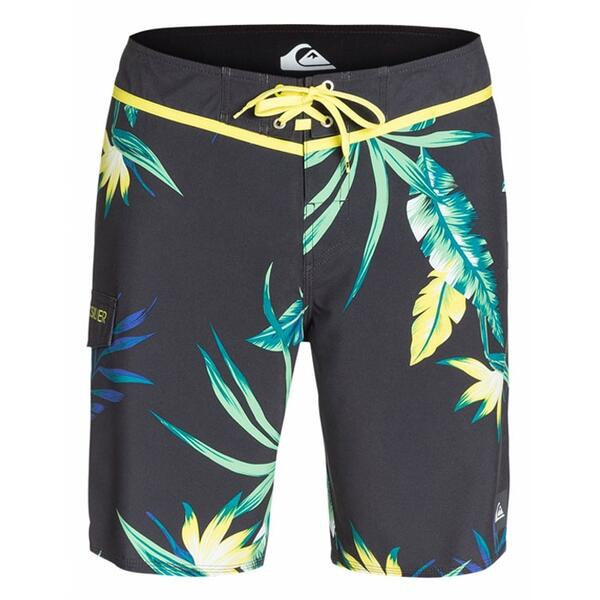 Quiksilver Men's Frames Jungle Juice 20in    Boardshorts