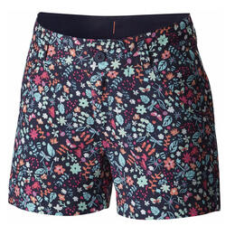 Columbia Girl's Woodland Critters Silver Shorts