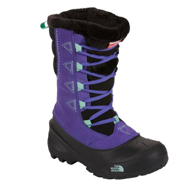 The North Face Youth Shellista Lace II Apres Ski Boots