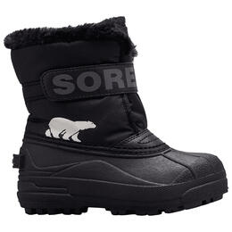 Sorel Youth Snow Commander Boots