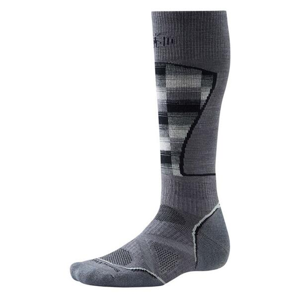 Smartwool Phd Ski Medium Pattern Ski Socks