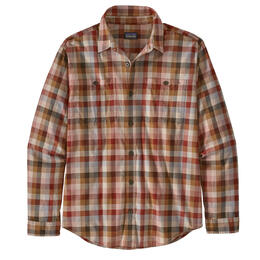Patagonia Men's Long-Sleeved Organic Pima Cotton Shirt