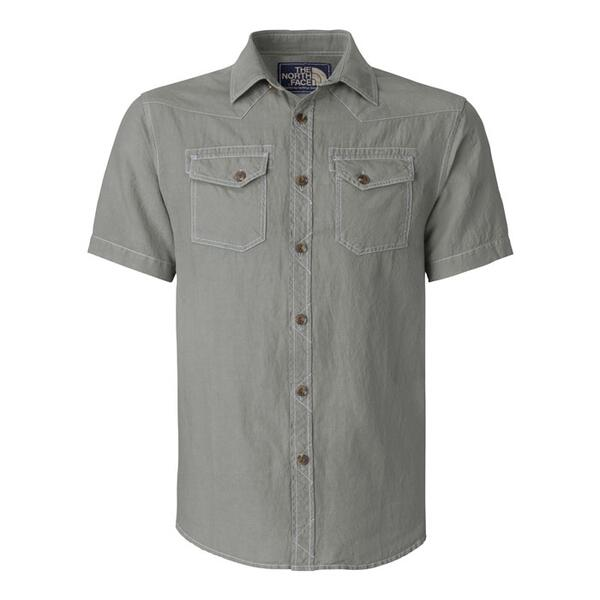 The North Face Men's Short Sleeve Pahnee Shirt