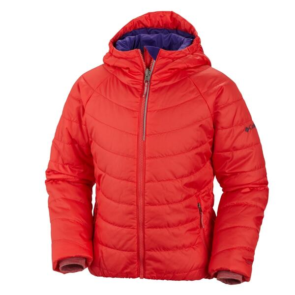 Columbia Sportswear Girl's Shimmer Me Insulated Jacket