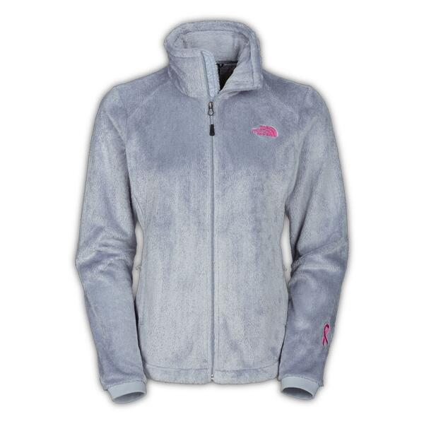 The North Face Women's Osito 2 Pink Ribbon Fleece Jacket