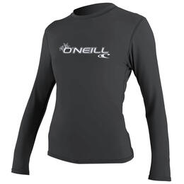 O'Neill Women's Basic Long Sleeve Sun Rashguard