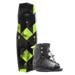 Hyperlite Boy's State 2 Wakeboard W/ Remix Bindings '18