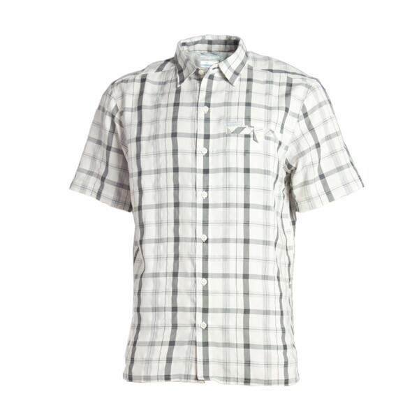 Columbia Sportswear Men's Declination Trail Short Sleeve Shirt