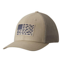 Columbia Men's Fish Flag Cap
