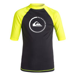 Quiksilver Boy's Lock Up Rashguard
