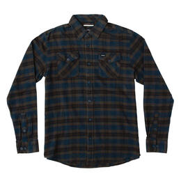 Rvca Men's That'll Work Flannel Long Sleeve