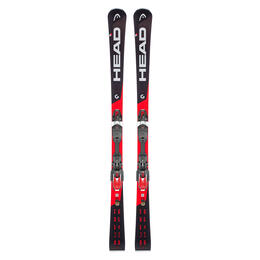 Head Men's Supershape I Rally All Mountain Skis With PRD 12 Bindings'19