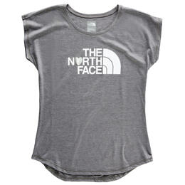The North Face Girl's Tri-blend Scoop-neck T-shirt