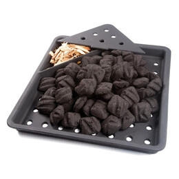 Napoleon Charcoal And Smoker Tray