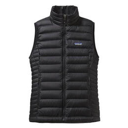 Patagonia Women's Down Sweater Vest, Black