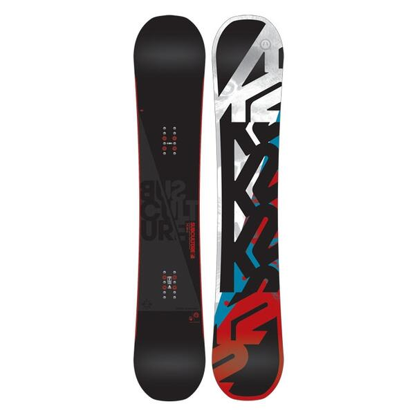 K2 Men's Subculture Wide Snowboard '15