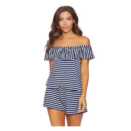Splendid Women's Stripe Covers Romper
