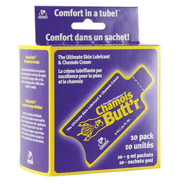 Paceline Products Chamois Butt'r 10 Pack