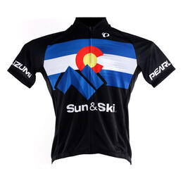 Pearl Izumi Men's S&S Colorado Select Escape LTD Cycling Jersey