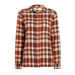 Woolrich Women's Pemberton Flannel Long Sleeve Shirt