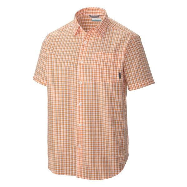 Columbia Men's Endless Trail II Short Sleeve Shirt